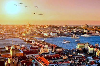 istanbul 416x277 - Очарование Стамбула