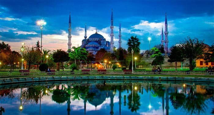 1 - Стамбул. Краткое пособие для начинающих путешественников.
