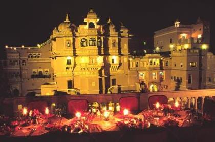 Отель Deogarh Mahal Devgarh