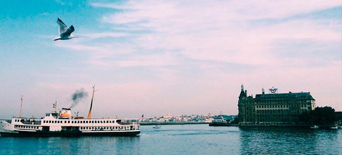 2 - Стамбул. Краткое пособие для начинающих путешественников.