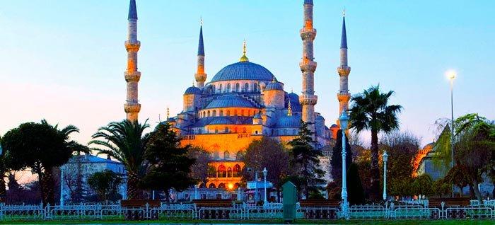 5 - Стамбул. Краткое пособие для начинающих путешественников.