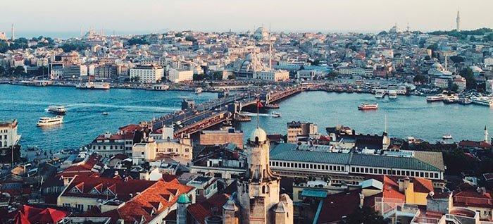 6 - Стамбул. Краткое пособие для начинающих путешественников.