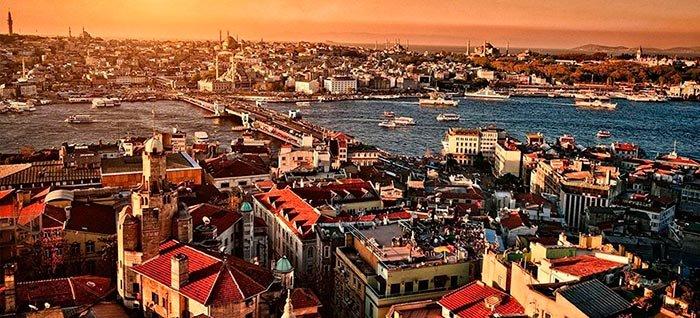 7 - Стамбул. Краткое пособие для начинающих путешественников.