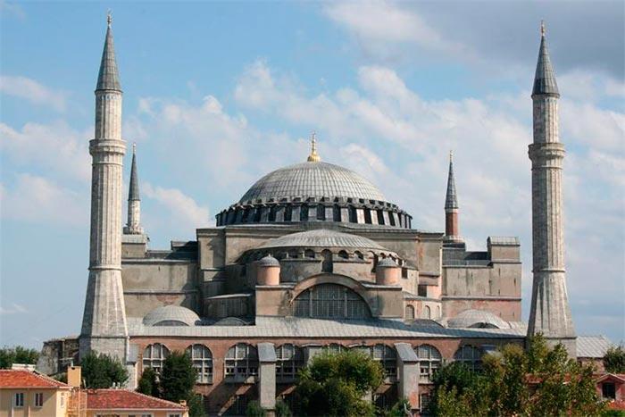 Dvorec Topkapy Stambul - Стамбул. Краткое пособие для начинающих путешественников.