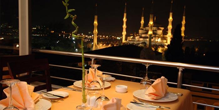 di istanbul restaurant b - Стамбул. Краткое пособие для начинающих путешественников.