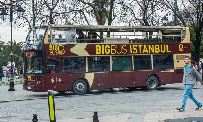 transport stambula 19 - Стамбул. Краткое пособие для начинающих путешественников.