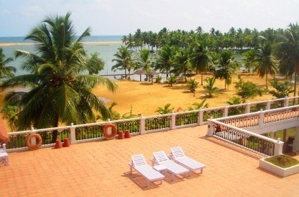 Индия. Отель Isola Di Cocco