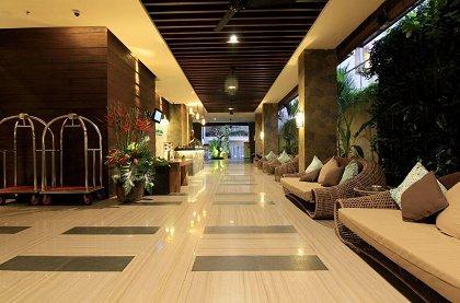 Отели Индонезии Grand Ixora Kuta Resort
