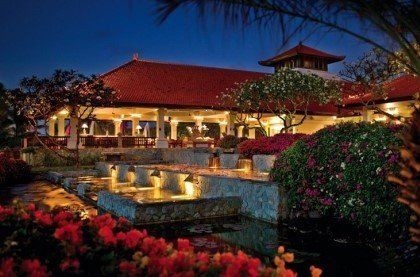 Отель. Grand Hyatt Bali.