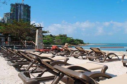 отель Centara Grand Modus Resort Pattaya