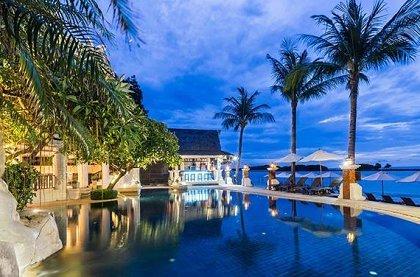 отель Dara Samui Beach Resort and Spa Villa