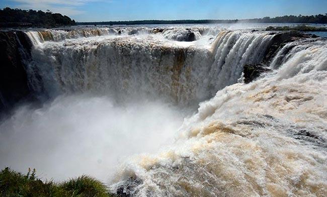 Iguazu Falls Devils Throat 1 - Игуасу