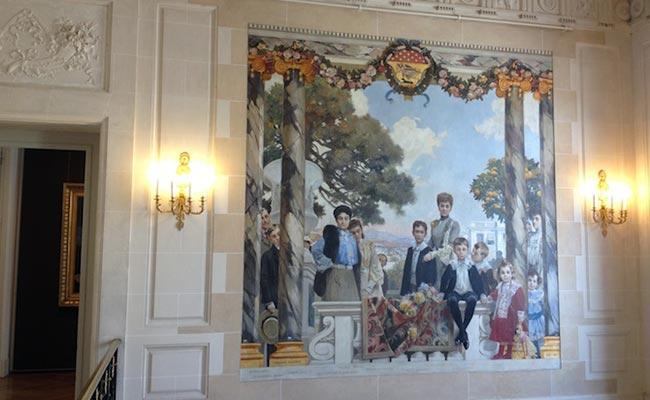 Interi r Palais Masse na - Ницца