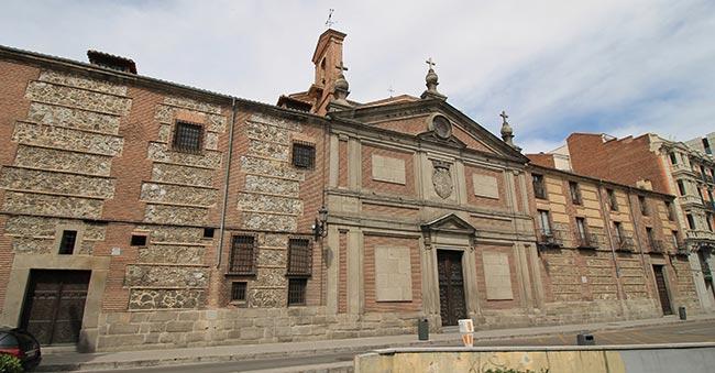Monasterio de las Descalzas Reales Madrid 12 - Мадрид