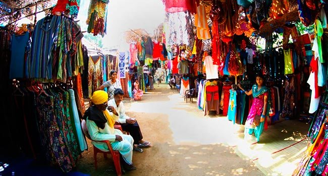 Shopping tury v Indiyu foto6 - Джайпур