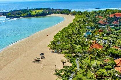 Отели в Индонезии The Westin Resort Nusa Dua