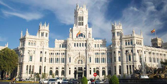 cibeles 1425920173.878 - Мадрид