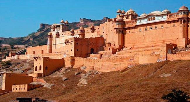 fort amber - Джайпур