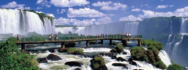 iguassu falls - Игуасу