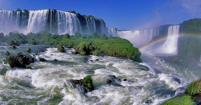 iguazu falls - Игуасу