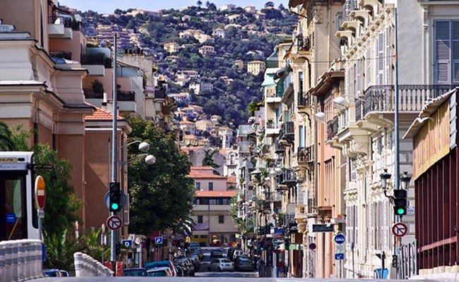 nice streets - Ницца
