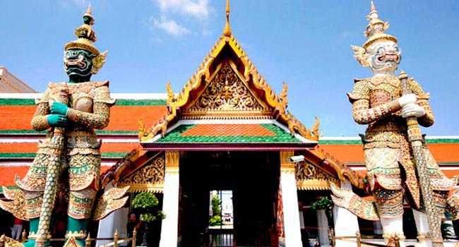 wat pra keaw - Бангкок