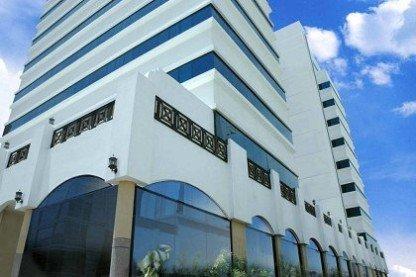 Отель в ОАЭ Al Jawhara Gardens
