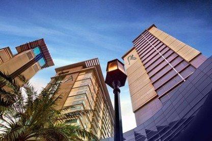 Отель Al Ghurair Rayhaan by Rotana