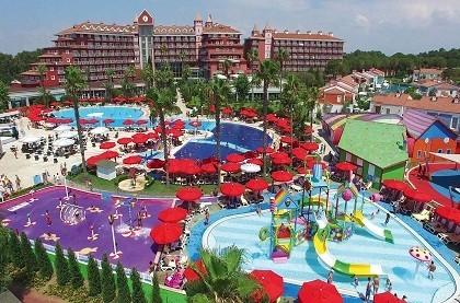 отель IC HOTELS SANTAI FAMILY RESORT