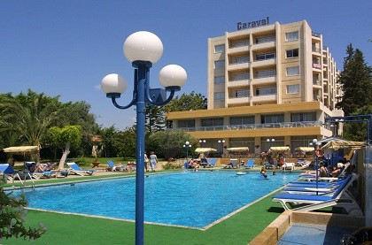 Отель Caravel