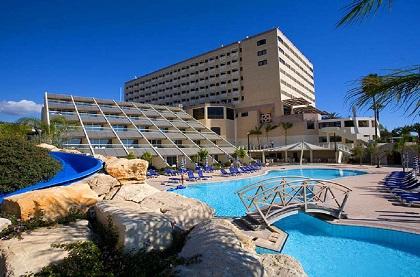 Отель St Raphael Resort