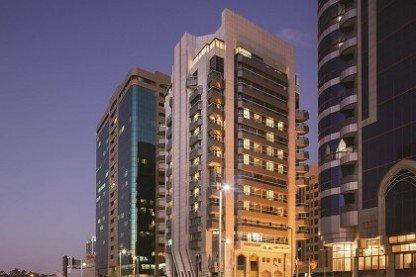 Отель в ОАЭ Al Diar Regency