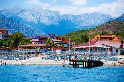 Отдых в Турции Отель Sailor's Beach Club