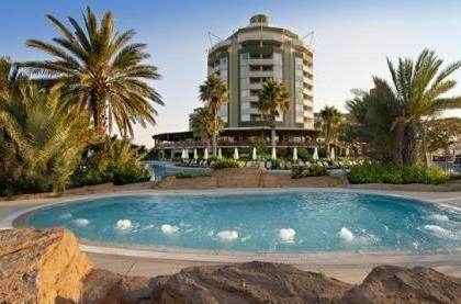 отель Botanik Exclusive Resort