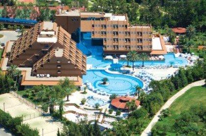 Отели Турции. Отдых в отеле