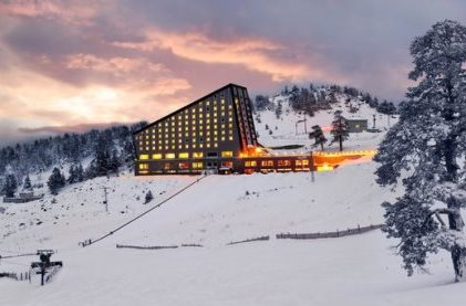 Отель в Турции Kaya Palazzo Ski & Mountain Resort