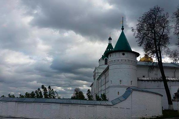 kostroma day10 - Кострома. День первый. Родина Снегурочки.