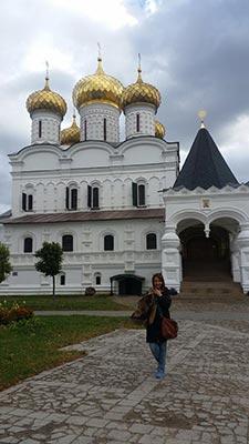 kostroma day15 - Кострома. День первый. Родина Снегурочки.
