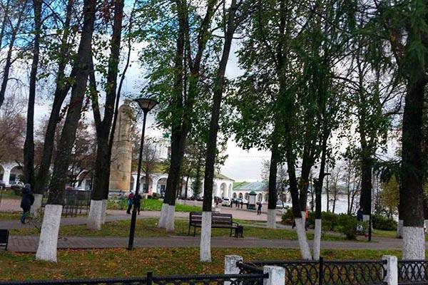 kostroma day21 - Кострома. День первый. Родина Снегурочки.