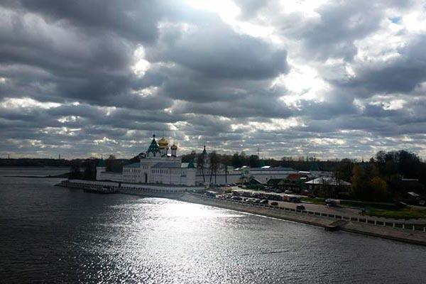 kostroma day4 - Кострома. День первый. Родина Снегурочки.