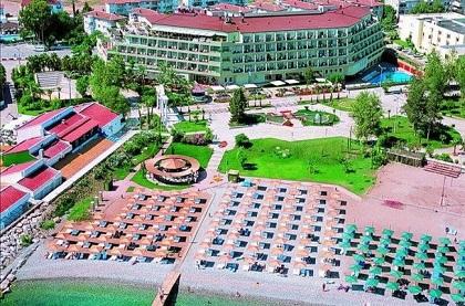 отель Queen's Park Turkiz Kemer