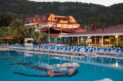 отель Sailor's Beach Club