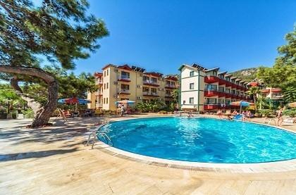 отель Sumela Garden