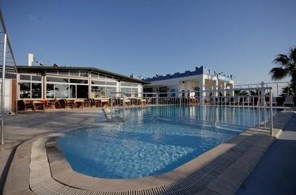 отель Sun and Sea Beach Hotel