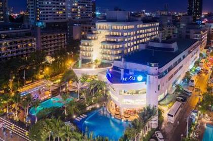 Отдых в таиланде. Отель A-ONE The Royal Cruise Hotel