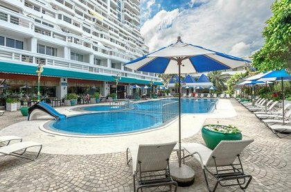 отель Andaman Beach Suites Hotel