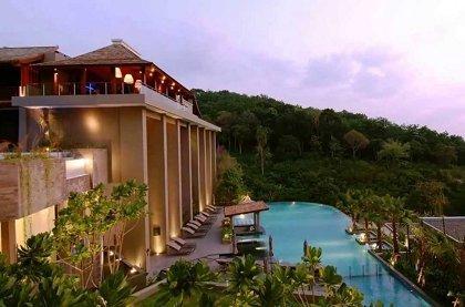 отель Avista Hideaway Resort and Spa