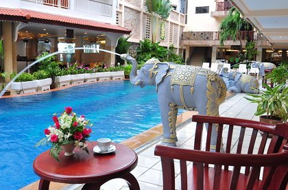 отель Baan Boa Resort