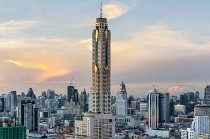 Отель в Тайланде Baiyoke Sky