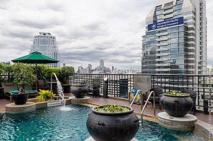 Отель в Тайланде Banyan Tree Bangkok